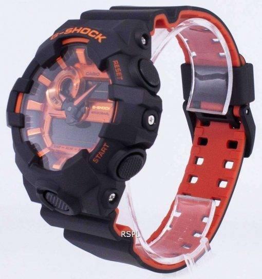 Casio G-Shock GA-700BR-1A GA700BR-1A Illuminator Quartz Analog Digital 200M Men's Watch