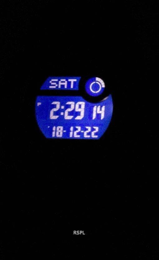 Casio G-Shock GBD-800-1 G-Squad Digital 200M Men's Watch
