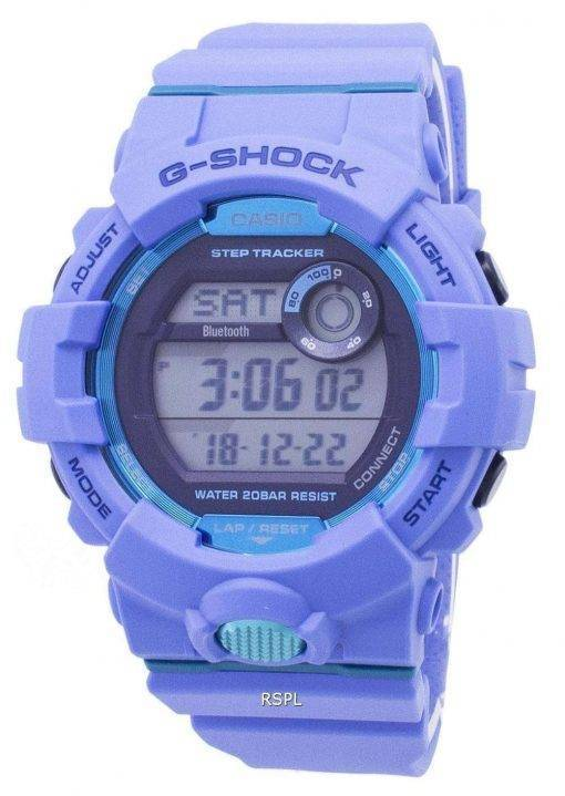 Casio G-Shock GBD-800-2 Bluetooth Quartz 200M Men's Watch