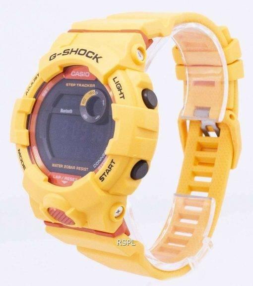 Casio G-Shock GBD-800-4 Bluetooth Quartz 200M Men's Watch