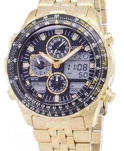 Citizen Navihawk Pilot JN0122-80E Chronograph Men's Watch