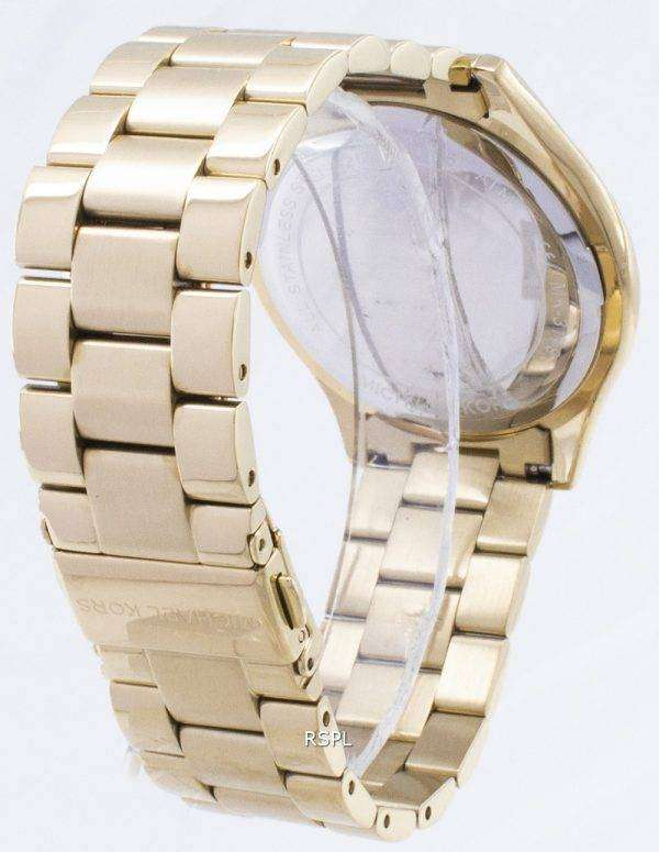 Michael Kors Runway Champagne Dial MK3179 Womens Watch