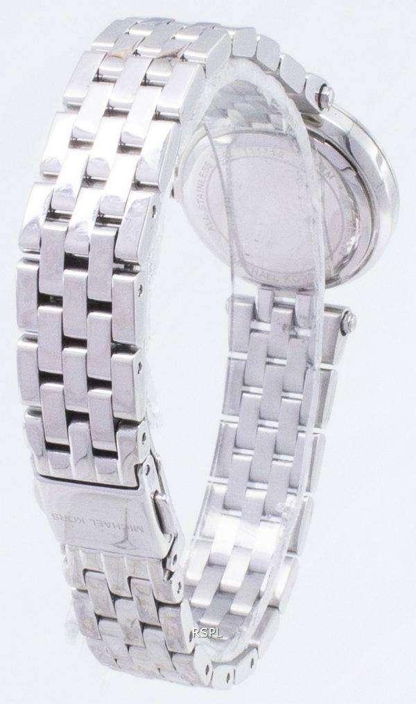 Michael Kors Petite Darci Stainless Steel Crystals MK3294 Womens Watch