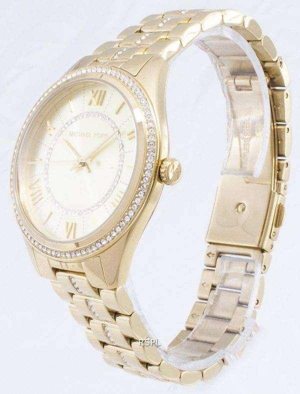 Michael Kors Lauryn Pave Quartz MK3719 Women's Watch