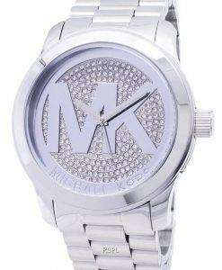 Michael Kors Runway Crystal Pave MK5544 Womens Watch