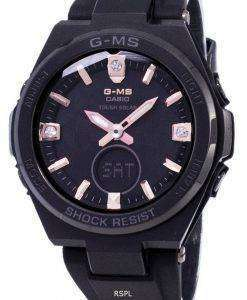 Casio Baby-G MSG-S200BDD-1A MSGS200BDD-1A Illuminator Analog Digital Women's Watch