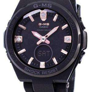 Casio Baby-G MSG-S200BDD-1A MSGS200BDD-1A Illuminator Analog Digital Women's Watch