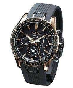Seiko Astron SBXC006 Titanium GPS Solar Power Reserve Japan Made Men's Watch