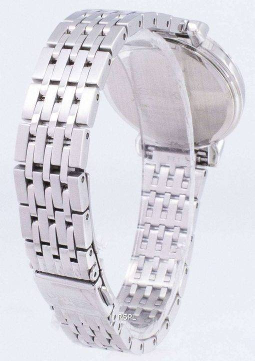 Seiko Quartz SFQ801 SFQ801P1 SFQ801P Analog Women's Watch