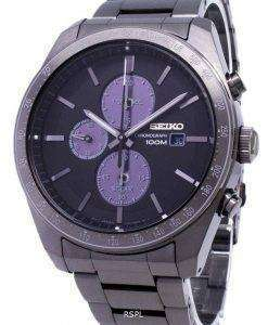 Seiko Solar SSC721 SSC721P1 SSC721P Chronograph Analog Men's Watch