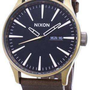 Nixon Sentry A105-3053-00 Analog Quartz Men's Watch