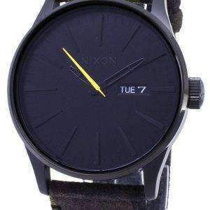 Nixon Sentry A105-3054-00 Analog Quartz Men's Watch