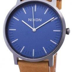 Nixon Porter A1058-2854-00 Analog Quartz Men's Watch