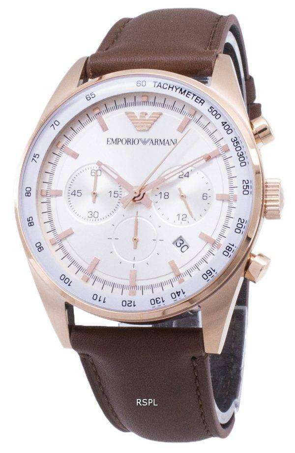Emporio Armani Sportivo Chronograph Tachymeter Quartz AR5995 Men's Watch