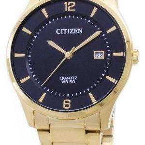 Citizen Quartz BD0043-83E Analog Men's Watch
