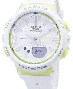 Casio Baby-G BGS-100-7A2 BGS100-7A2 Step Tracker Analog Digital Women's Watch