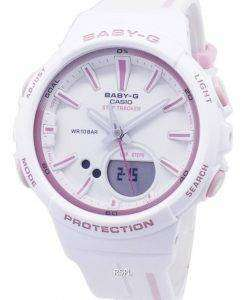Casio Baby-G BGS-100RT-7A BGS100RT-7A Step Tracker Analog Digital Women's Watch