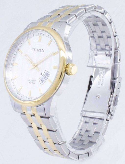 Citizen Quartz BI1054-80A Analog Men's Watch