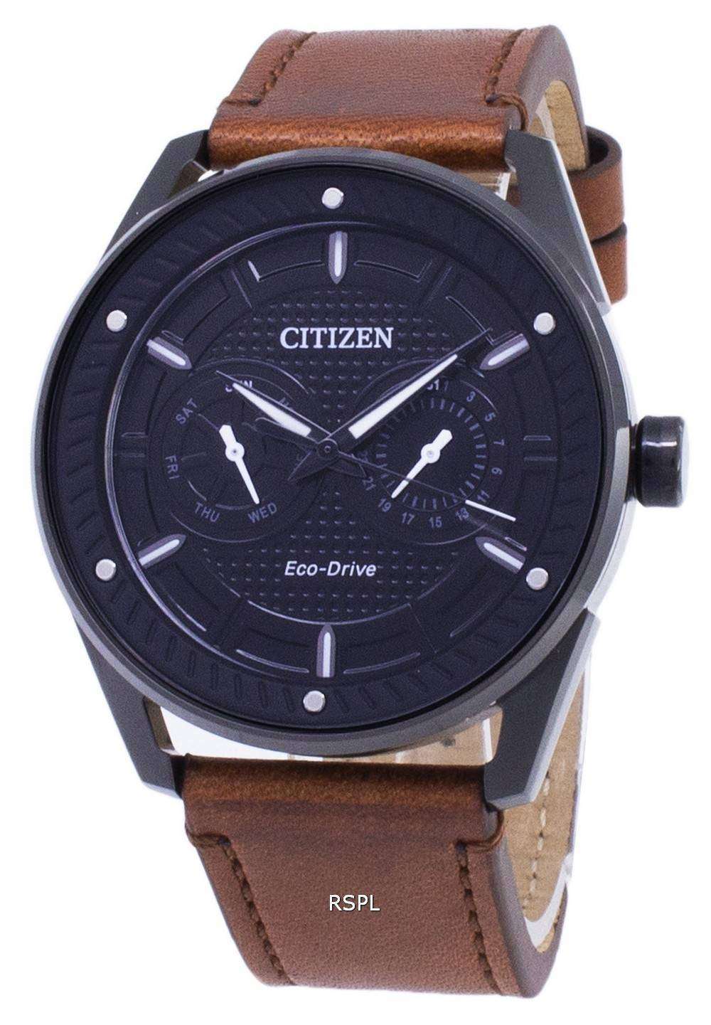 86c286a48 Citizen Eco-Drive BU4028-18E Power Reserve Analog Men's Watch ...