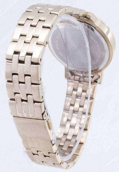 Citizen Quartz EL3043-81X Analog Diamond Accents Women's Watch