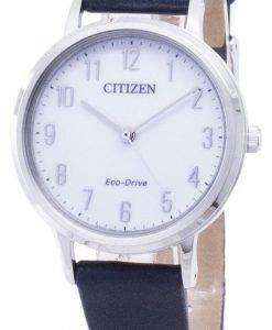 Citizen Eco-Drive EM0571-16A Analog Women's Watch