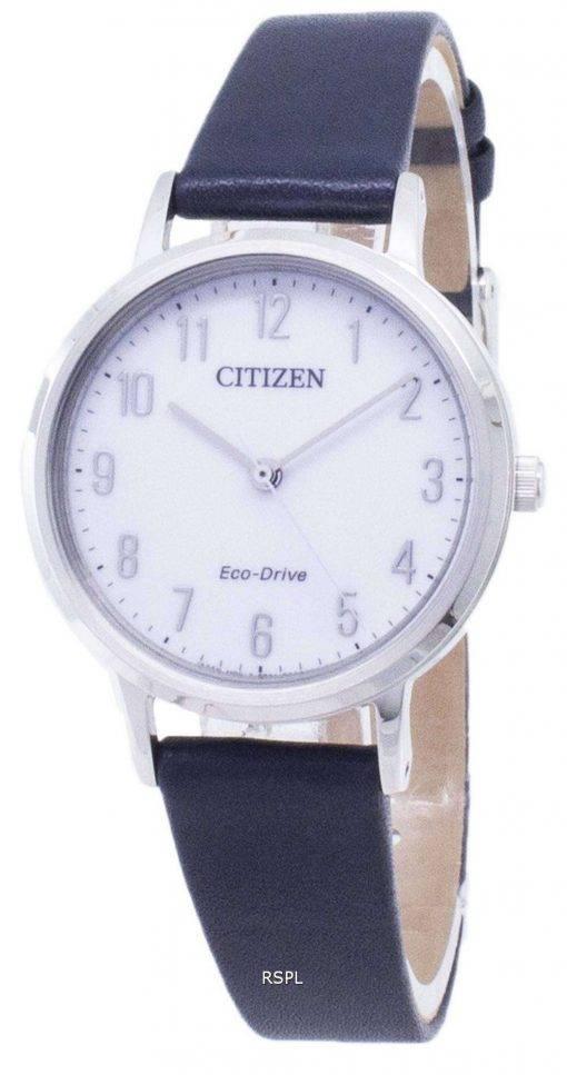 Citizen Eco-Drive EM0571-16A Analog Women's Watch