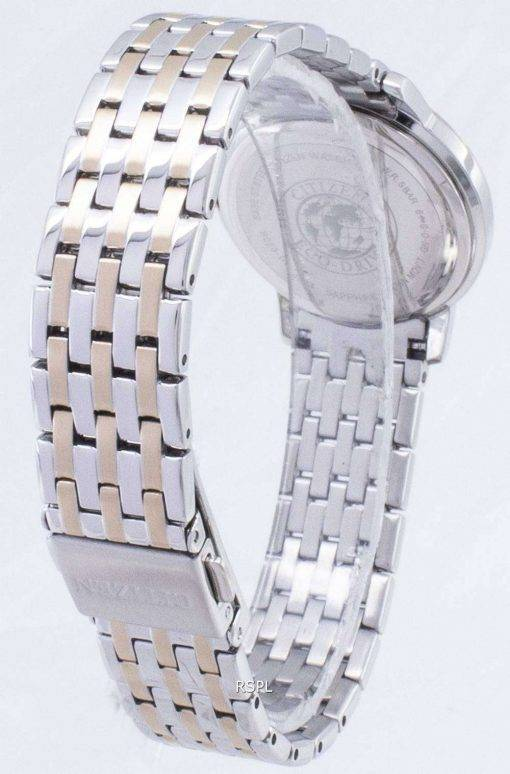 Citizen Eco-Drive EX1496-82A Analog Women's Watch