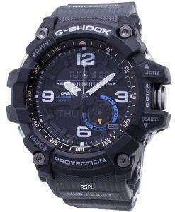 Casio G-Shock GG-1000-1A8 GG1000-1A8 Mudmaster Twin Sensor 200M Analog Digital Men's Watch