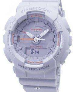Casio G-Shock GMA-S130VC-8A GMAS130VC-8A Step Tracker Analog Digital 200M Men's Watch