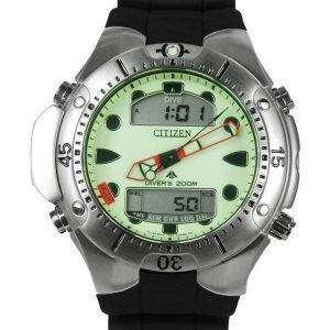 Citizen Promaster JP1060-01W Diver 200M Chronograph Men's Watch