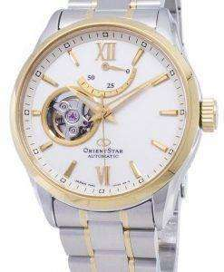Orient Star Automatic RE-AT0004S00B Power Reserve Japan Made Men's Watch