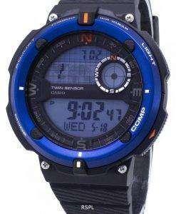 Casio Outdoor SGW-600H-2A SGW600H-2A Twin Sensor Quartz Digital Men's Watch