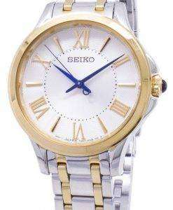 Seiko Quartz SRZ526 SRZ526P1 SRZ526P Analog Women's Watch