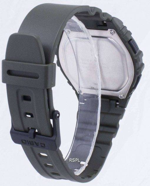Casio Youth W-216H-3BV W216H-3BV  Illuminator Quartz Unisex Watch