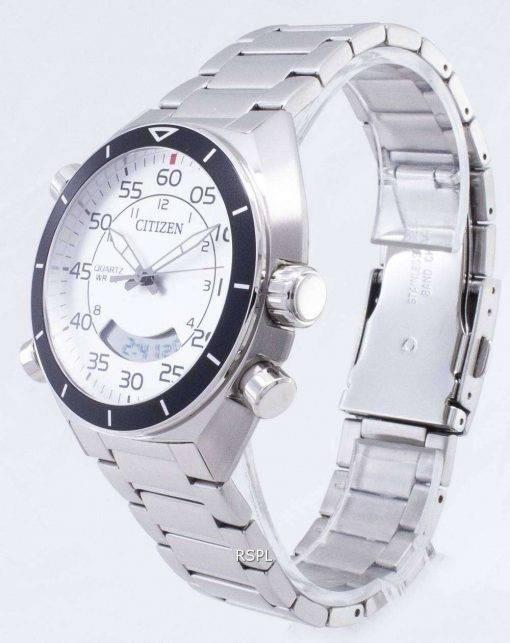 Citizen Quartz JM5470-58A Analog Digital Men's Watch