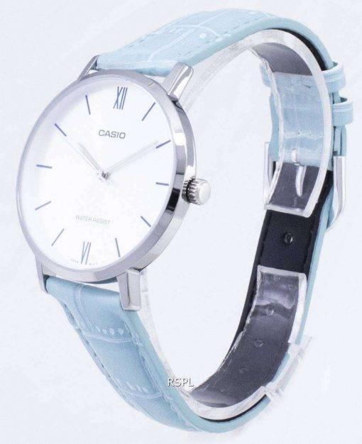 Casio Quartz LTP-VT01L-7B3 LTPVT01L-7B3 Analog Women's Watch