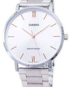 Casio Quartz MTP-VT01D-7B MTPVT01D-7B Analog Men's Watch