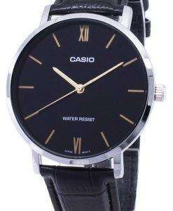 Casio Quartz MTP-VT01L-1B MTPVT01L-1B Analog Men's Watch