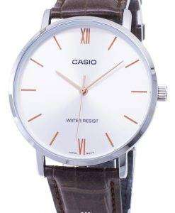 Casio Quartz MTP-VT01L-7B2 MTPVT01L-7B2 Analog Men's Watch