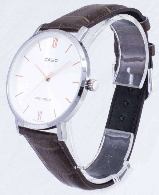 Casio Quartz MTP-VT01L-7B2 MTPVT01L-7B2 Analog Men's Watch