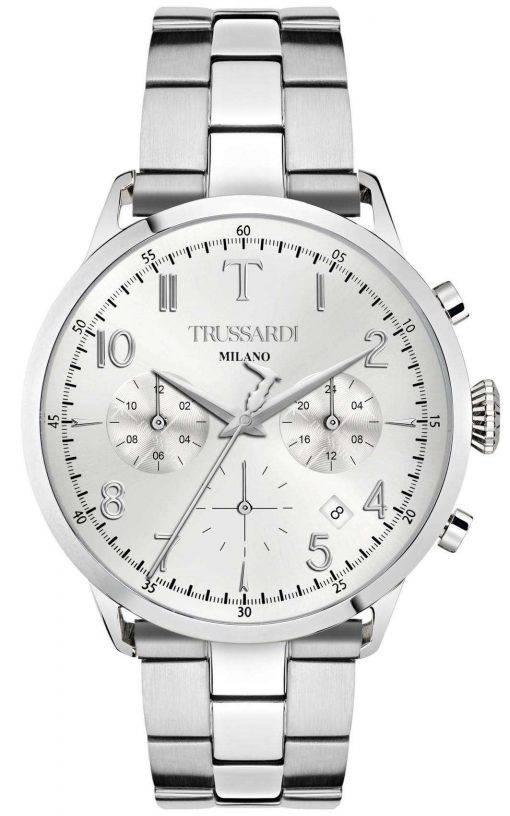Trussardi T-Evolution R2453123007 Chronograph Quartz Men's Watch