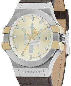 Maserati Potenza R8851108017 Analog Quartz Men's Watch