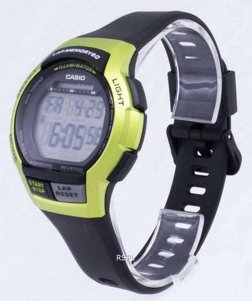 Casio Youth WS-1000H-3AV WS1000H-3AV Illuminator Digital Men's Watch