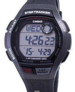 Casio Youth WS-2000H-1AV WS2000H-1AV Illuminator Digital Men's Watch