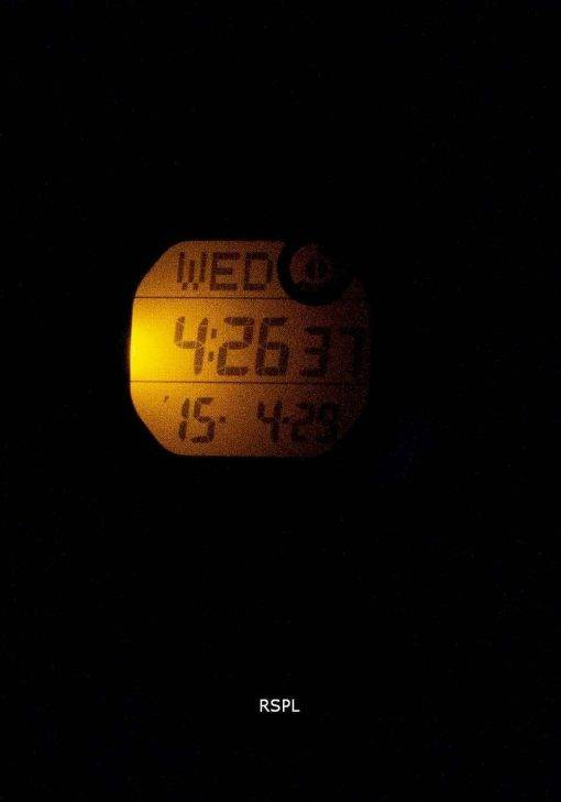Casio Youth WS-2000H-1AV WS2000H-1AV Illuminator Digital Men's Watch