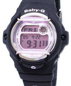 Casio Baby-G BG-169M-1 BG169M-1 World Time Shock Resistant 200M Women's Watch