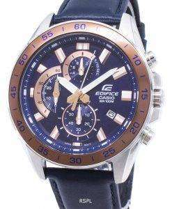 Casio Edifice EFV-550L-2AV EFV550L-2AV Chronograph Quartz Men's Watch