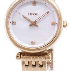 Fossil Carlie ES4429 Quartz Analog Women's Watch