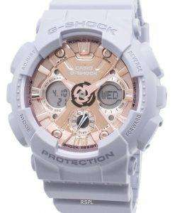 Casio G-Shock S Series GMA-S120MF-8A GMAS120MF-8A World Time 200M Women's Watch