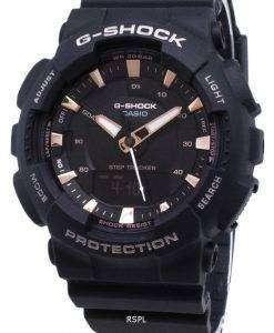 Casio G-Shock S Series GMA-S130PA-1A GMAS130PA-1A Step Tracker 200M Women's Watch